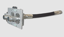 Two-Way Sliding Hose Switch Series 615