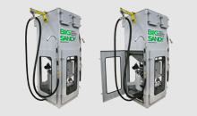 Big Sandy™ Direct Sanding Module for Locomotives